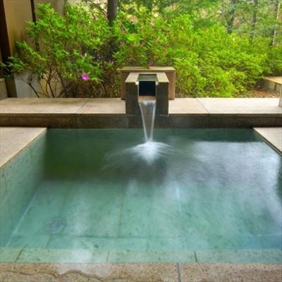 「界」の温泉施設