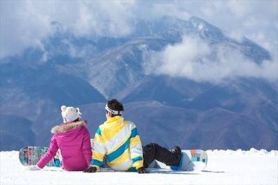 八ヶ岳の「リゾナーレ」でスノーデビューするのも楽しそう!