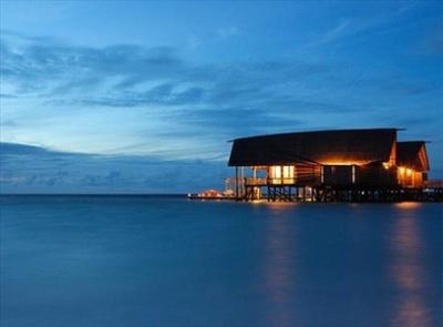 15位のココア アイランド リゾート(モルディブ/南マーレ環礁)