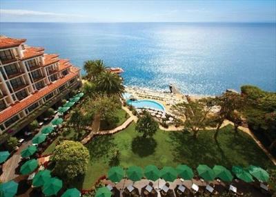 17位のクリフ ベイ リゾート ホテル(ポルトガル/マデイラ島)