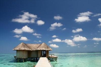 18位のミリヒ アイランド リゾート(モルディブ/南アリ環礁)