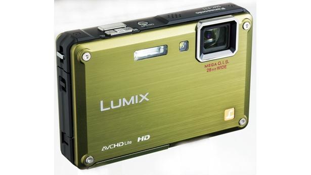 ハイビジョンも動画対応でムービーもコレ1台でOK「LUMIX DMC-FT1」