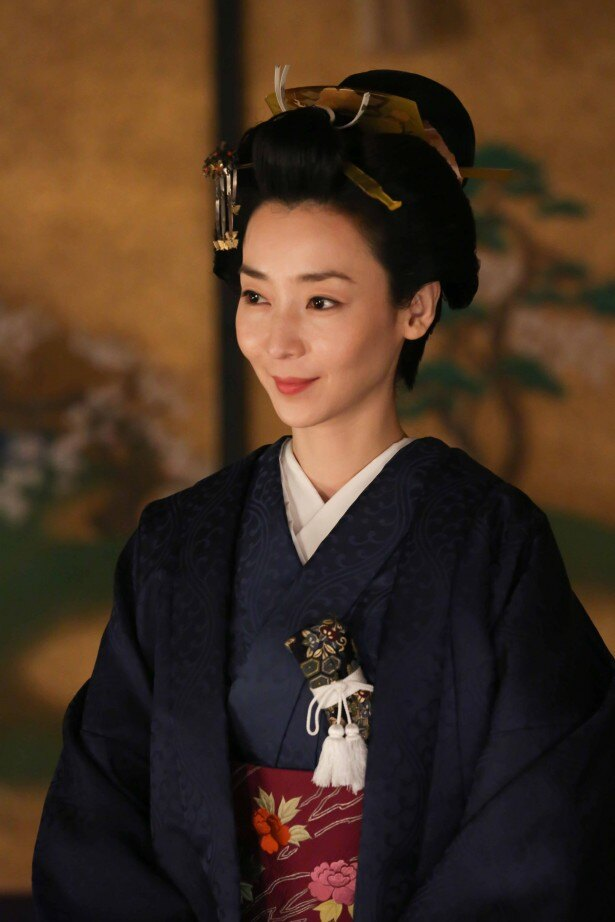 大河ドラマ「八重の桜」で松平容保の義理の姉・照姫... 大河ドラマ「八重の桜」で松平容保の義理の