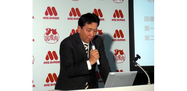 代表取締役社長の櫻田氏も、価格レンジの拡大に意欲満々