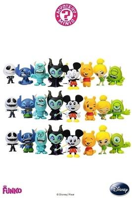 【写真を見る】ディズニーの全8キャラクター、全24種がズラリ!