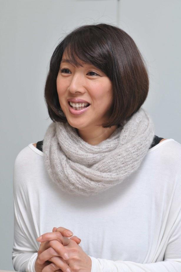 新シリーズで長女として番組にレギュラー出演するスポーツコメンテーターの小谷実可子
