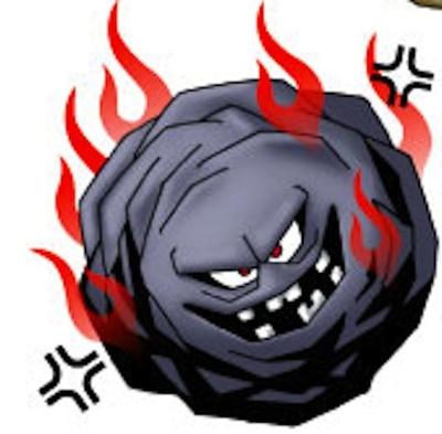 爆弾岩を送られたらメガンテするほど怒ってるってこと!?