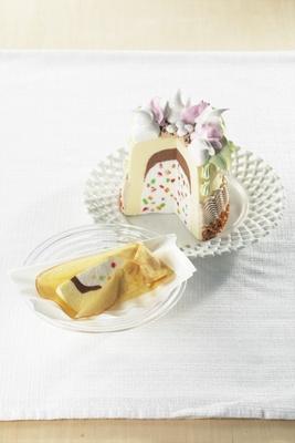 50年以上の歴史をもつナポリアイスクリームのイベント限定商品も