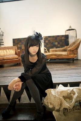 「PASSPO☆」の奥仲麻琴さん。グラビアを中心にソロでも活躍中