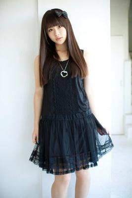 「PASSPO☆」の増井みおさん。キュートな顔立ちと面白ブログで人気上昇中