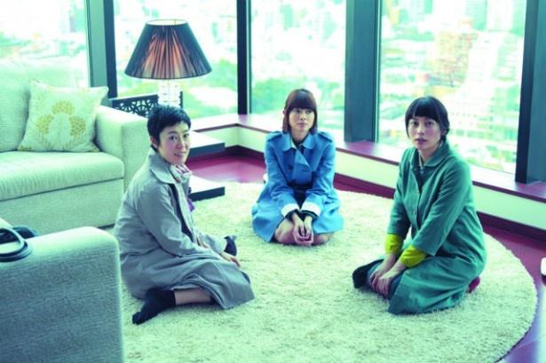 3人の日常の幸せ、不安、戸惑いなど、色々な思いが描かれる