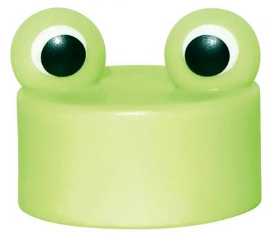 """耳というより愛らしい""""目""""が特徴の「Frog」"""