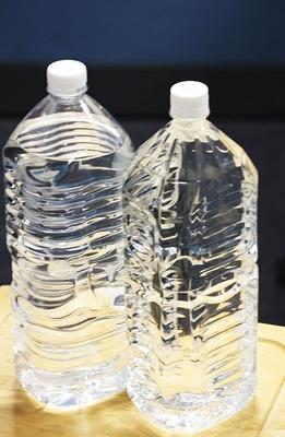調査対象の半数近くが「水の備蓄をしていない」と回答した