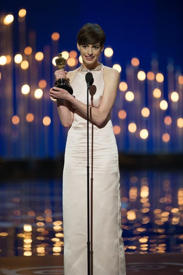 これ以上嫌われないようにと、アカデミー賞用のスピーチを慎重に準備