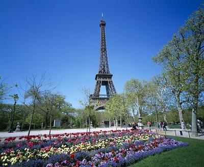イギリスとフランスの観光名所も見学できる!
