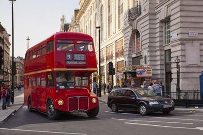 ロンドン観光時は二階建てバスに乗りたい!
