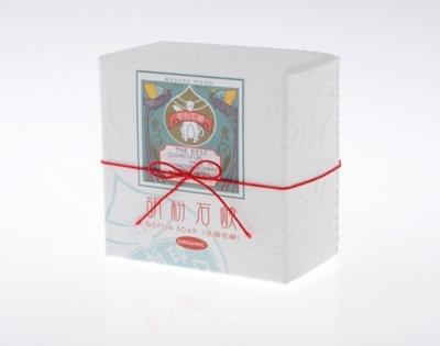 良質の手作り石鹸は贈り物としても喜ばれそう