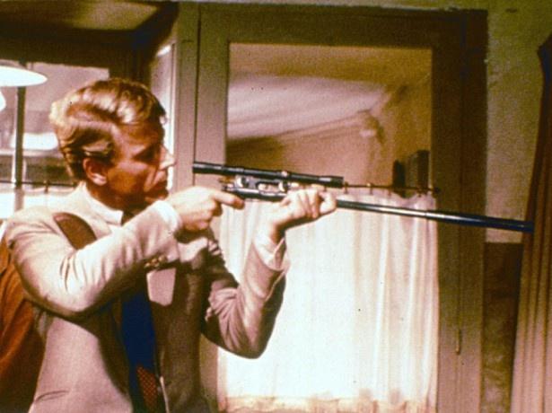 フレデリック・フォーサイスのベストセラーを映画化した『ジャッカルの日』(73・初上映)