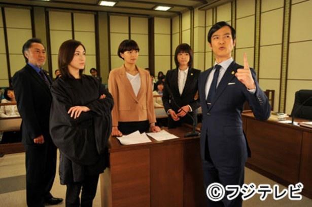ゲスト出演することが分かった広末涼子(写真左から二番目)と榮倉奈々(写真左から三番目)