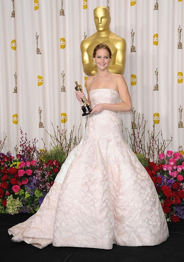 ジェニファーは、弱冠22歳でアカデミー賞主演女優賞を受賞したばかり