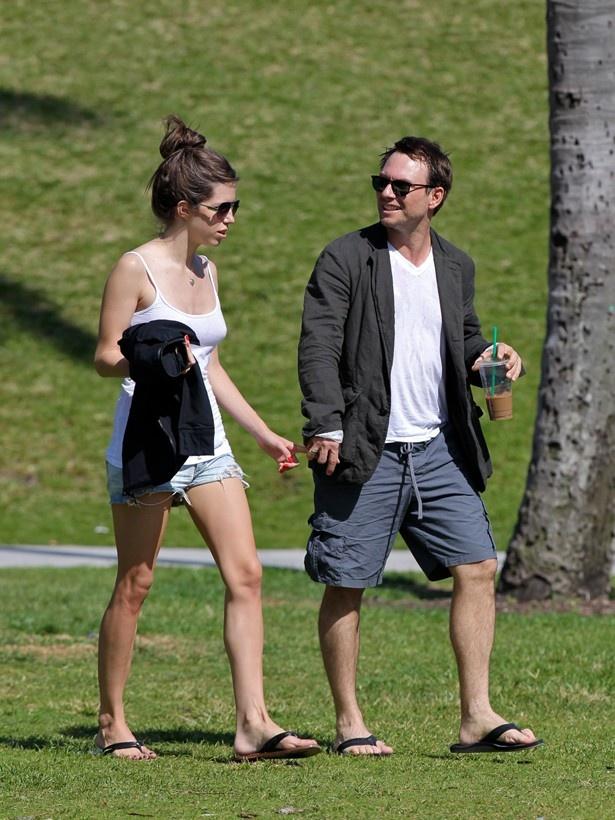 ふたりは数年前にフロリダのリゾートで知り合ったようだ