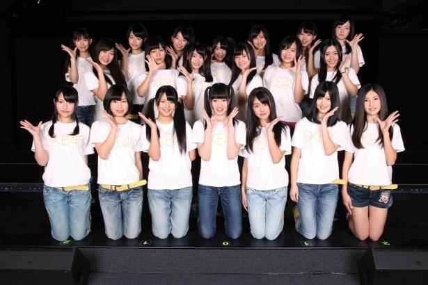【写真】SKE48・第6期生メンバー20人