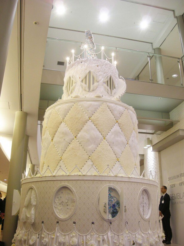 10周年記念 スペシャルバースデーケーキ!