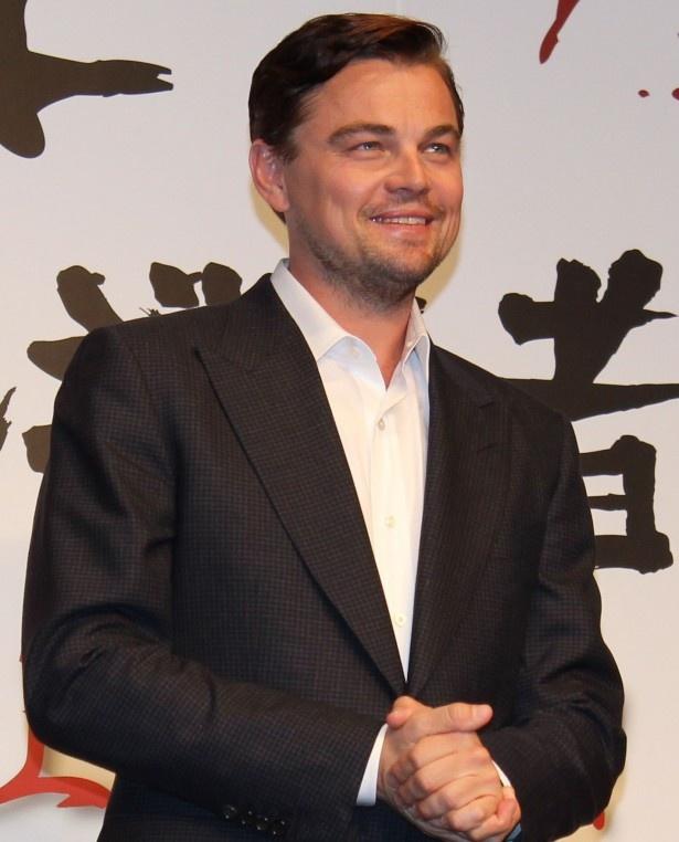 「日本が大好き」と語ってくれたレオナルド・ディカプリオ
