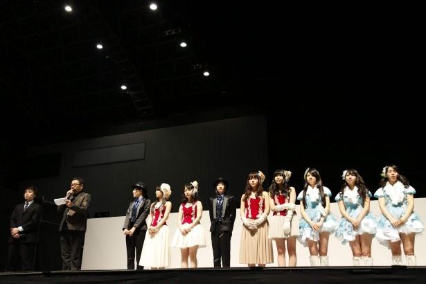 卒業するメンバー9人のラストステージとなることも発表された