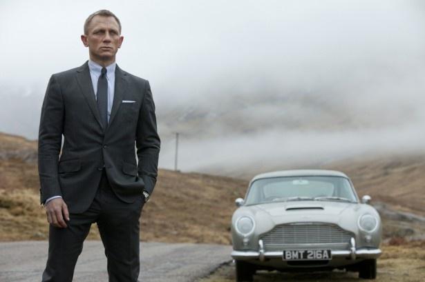 アデルが主題歌を唄った『007 スカイフォール』