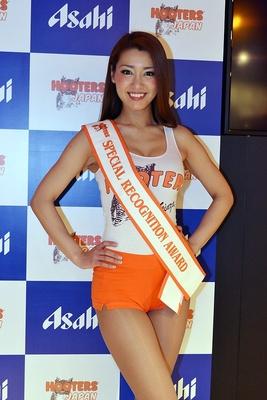 審査員特別賞に輝いたYurikoさん