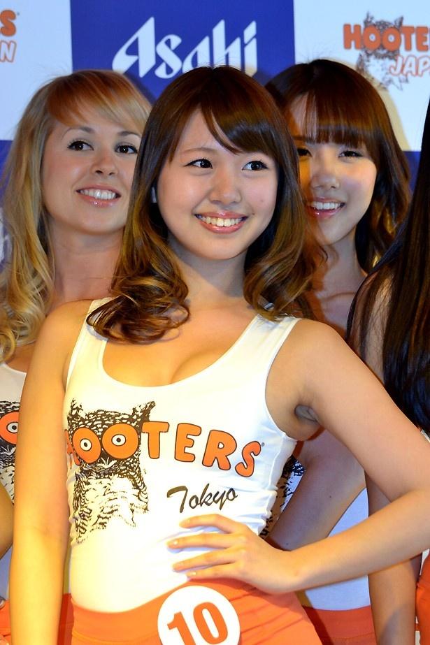 笑顔が魅力的なNatsumiさん
