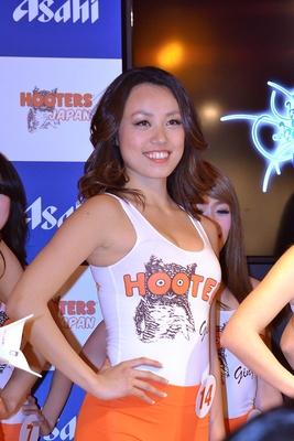 Yukiさんはチアリーディングで会場を沸かした