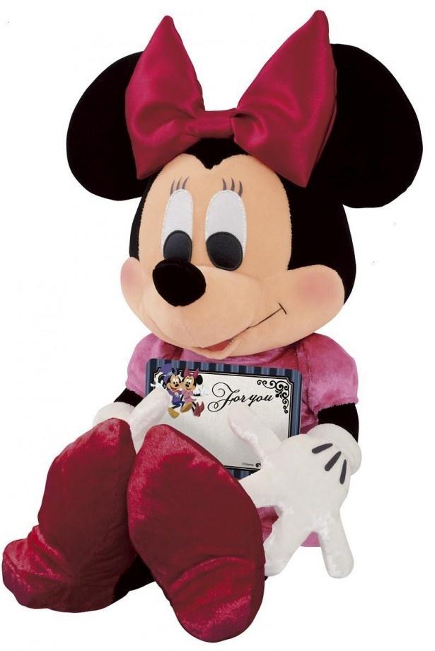 ラストワン賞は「ディズニーガールズプロジェクト ミニーマウスぬいぐるみ」