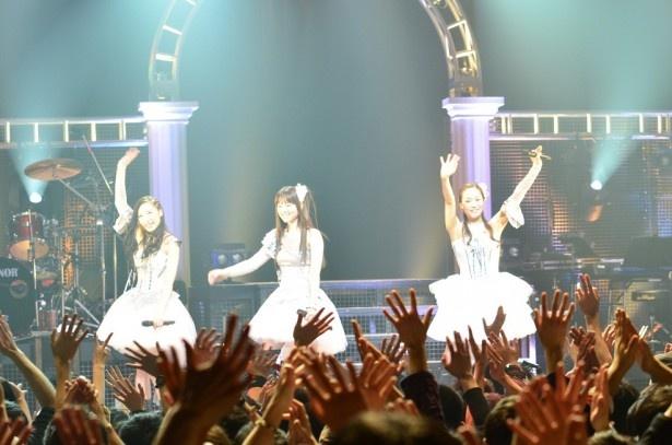 Kalafinaの全足跡が盛り込まれた5周年記念ライブをWOWOWで放送!