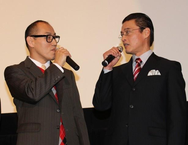 角田課長と大河内監察官の名コンビぶりも見どころ