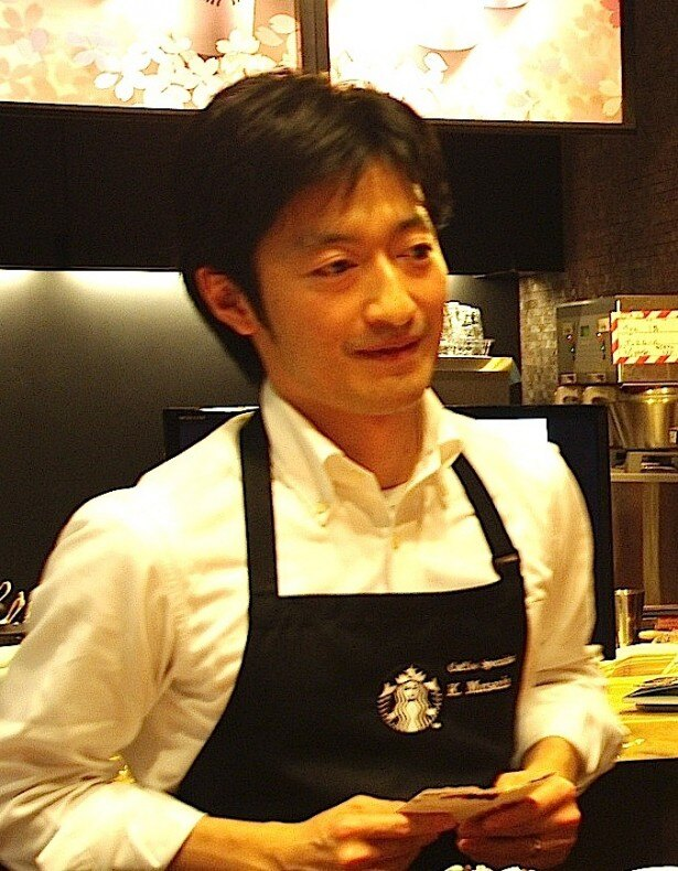 日本に3人だけ!コーヒースペシャリストの松田さん