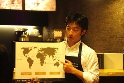 """新発売のスイーツはコーヒーとの相性を楽しむために開発された""""コーヒーケーキ""""!コーヒースペシャリストの松田さんがコーヒーとフードの相性について解説"""