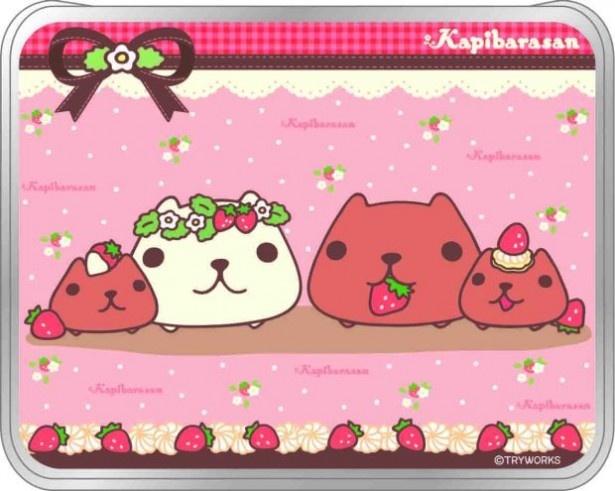 「キャンディ缶(いちごみるく)」(509円)