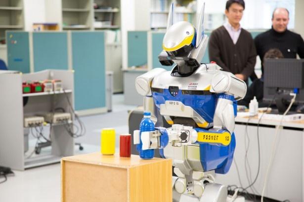 大野智はさまざまなジャンルの研究施設が集まる茨城県つくば市を訪れる