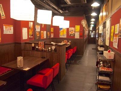 三条堺町のラーメン屋「藤一番」さんにてインタビュー