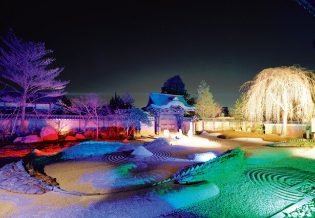 枯山水の方丈前庭「波心庭」など幽玄な美しさが見もの「高台寺」