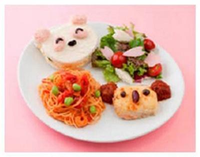 【写真を見る】イベント中、松坂屋上野店には「さくらパンダ&パルコアラカフェ」が限定オープン