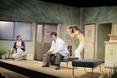 劇団KAKUTAの本公演は約1年半ぶり