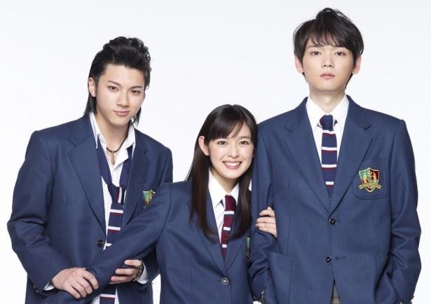 17年ぶりに日本でドラマ化される「イタズラなKiss」
