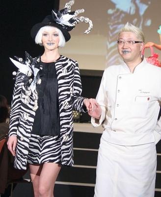 辻口博啓さんがプロデュース!「ワイルドパーティ」をテーマにした衣装