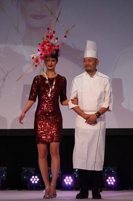 可愛いショートケーキのイメージ。高木康裕さん監修