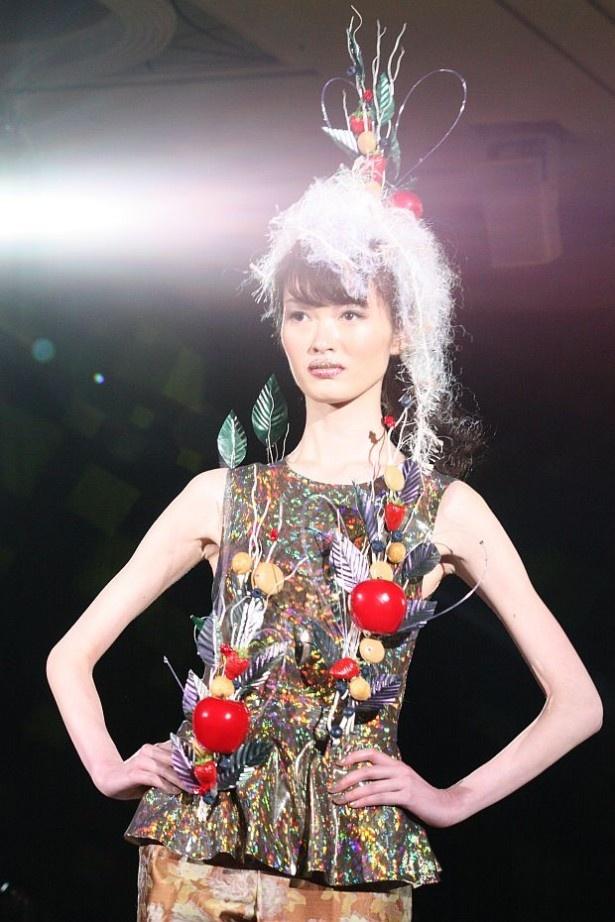 """人気パティシエ考案の""""スイーツファッション"""" 写真16/20"""