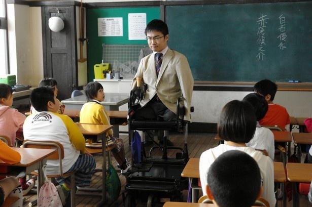 【写真を見る】高田社長が絶賛した『だいじょうぶ3組』には原作者の乙武洋匡本人が出演