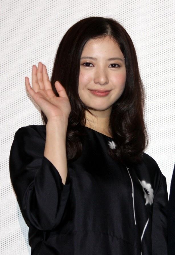 『横道世之介』のトークイベントに登壇した吉高由里子